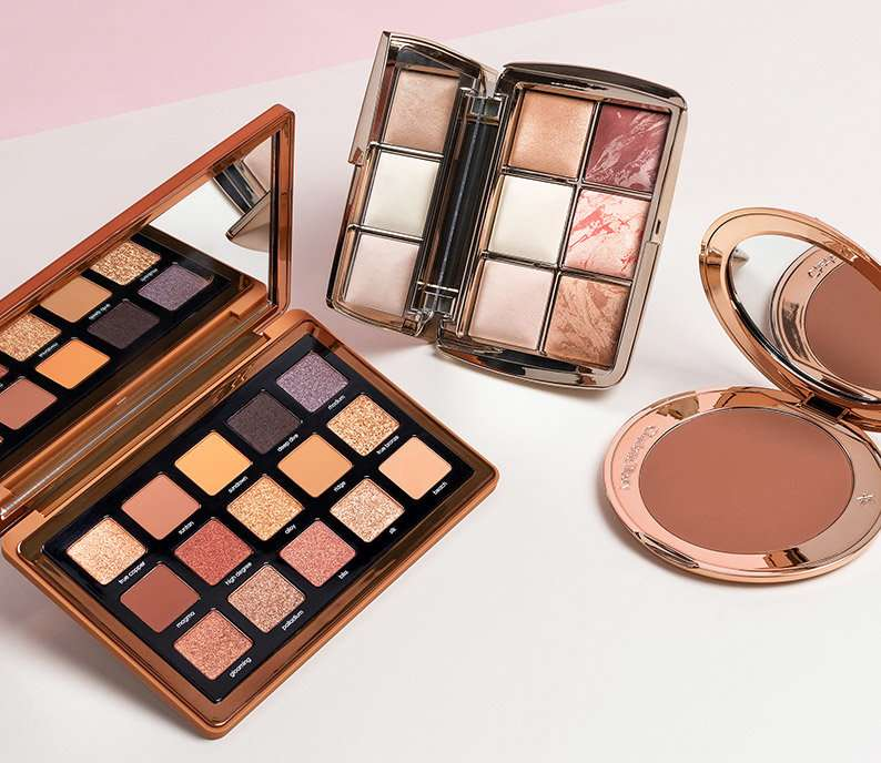 MAKEUP OFFER   Up to 40% off selected brands + free gifts, there's never been a better excuse to go all-out with your makeup