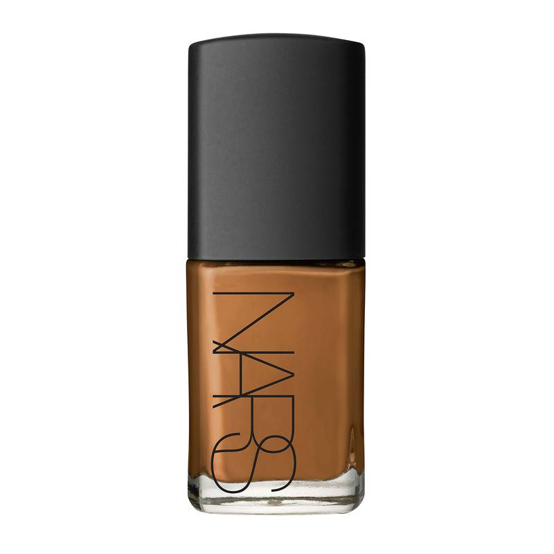 NARS Sheer Glow Foundation Fond de Teint Couvrance Transparente 30ml