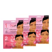 Yes To Grapefruit 2-Step Face Kit Bundle 3 Pack