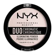 NYX Professional Makeup Duo Chromatic Poudre Illuminatrice 7.2g
