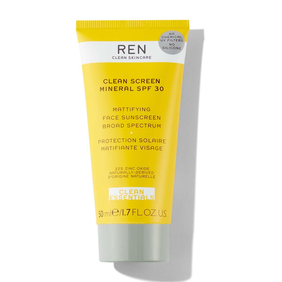 Image of Ren Clean Screen Mineral SPF30