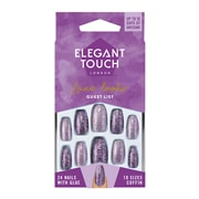 Elegant Touch Faux Ongles Luxe Looks Gue$t List