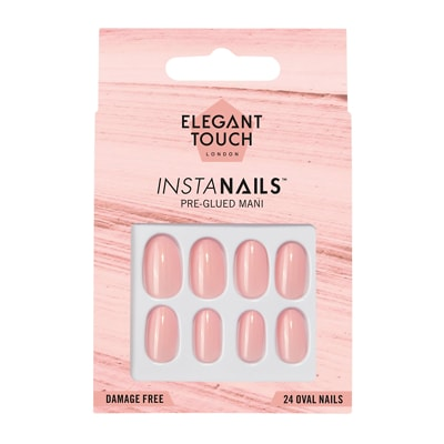 Elegant Touch Instanails Faux Ongles Blush Crush