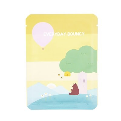 PACKage Everyday Bouncy Sheet Mask 25ml