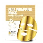 Berrisom Face Wrapping Sheet Mask Collagen Solution 80 27g