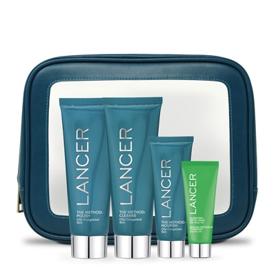 Lancer Skincare The Method Oily-Congested Skin Intro Kit