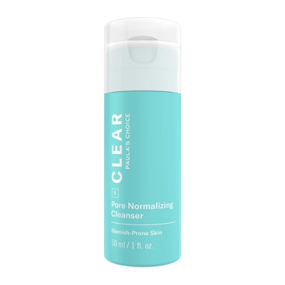 Paula's Choice Clear Pore Normalizing Cleanser Travel Size 30ml