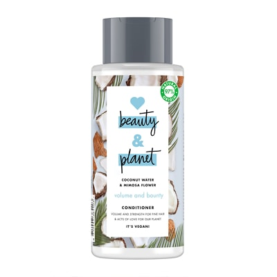Love Beauty and Planet Volume and Bounty Conditioner 400ml