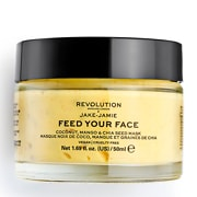 Revolution Skincare x Jake Jamie Coconut, Mango & Chia Seed Radiant Glow Face Mask 50ml