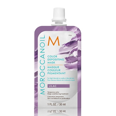 Moroccanoil Color Depositing Mask- Lilac 30ml