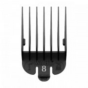 Wahl 3150-050 No.8 Attachment Comb 25mm Black