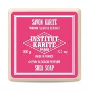 Institut Karite Paris Cherry Blossom Shea Soap 100g