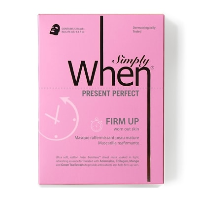 Simply When® Present Perfect Set x 12 Masks