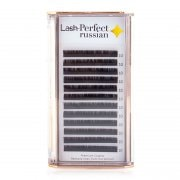 Lash Perfect Russian Volume Lashes C Curl Extra Fine 0.07 7mm (12 lines)