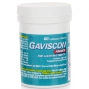 Gaviscon Advance Chewable - 60 Tablets