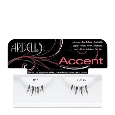 Ardell Accent Lashes - 311 Black