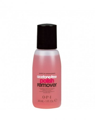OPI - Acetone Free Lacquer Remover 30ml