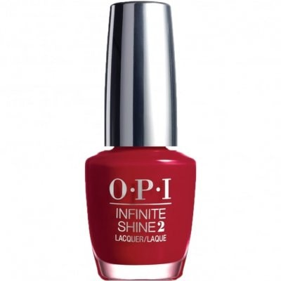 OPI Infinite Shine Nail Lacquer - Relentless Ruby 15ml