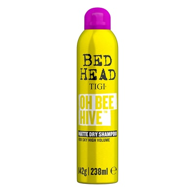 Bed Head By Tigi Oh Bee Hive Dry Shampoo For Volume And Matte Finish 238ml