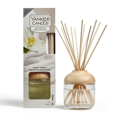 Yankee Candle Reed Diffuser Fluffy Towels 120ml