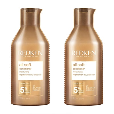 Redken All Soft Conditioner Duo