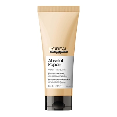 L'Oréal Professionnel Serie Expert Absolut Repair Gold Conditioner With Protein and Gold Quinoa 200ml