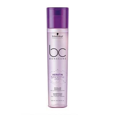Schwarzkopf Professional BC Bonacure Smooth Perfect Shampooing Lissant 250ml