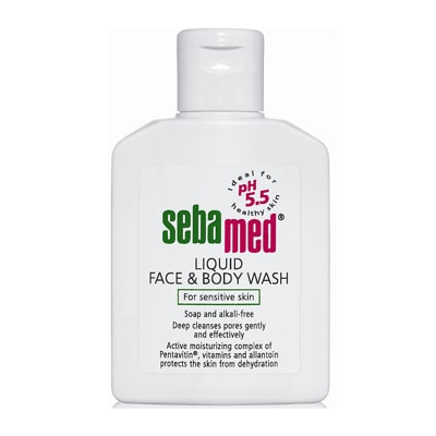 Sebamed Gel Douche Visage & Corps 200ml