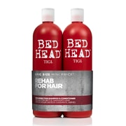 TIGI Bed Head Urban Antidotes Resurrection Duo Shampooing et Après-Shampooing Réparateurs 2 x 750ml