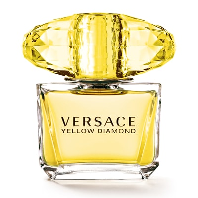 Versace Yellow Diamond Eau de Toilette Vaporisateur 50ml