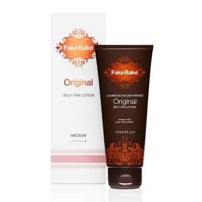 Fake Bake Original Lotion Autobronzante 170ml