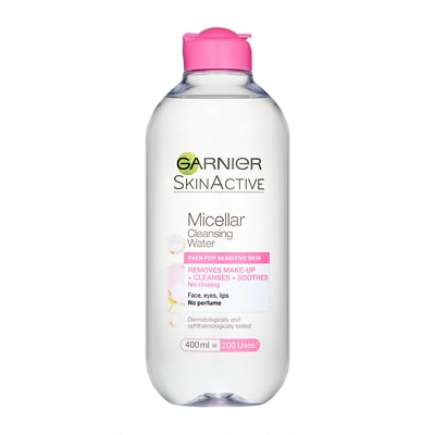Garnier Solution Micellaire Nettoyante 400ml