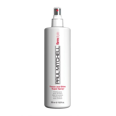 Paul Mitchell Firm Style Freeze and Shine Super Spray® de Finition pour Fixation Intense 500ml