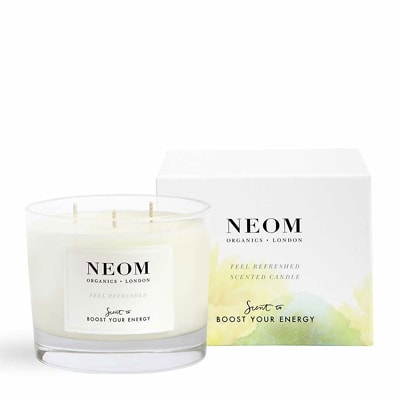 Neom Feel Refreshed™ Bougie Parfumée (3Mèches)420g