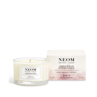 Neom Complete Bliss™ Bougie Parfumée (Voyage)75g
