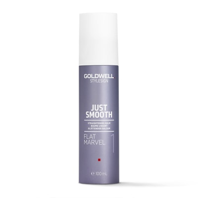Goldwell StyleSign Just Smooth Flat Marvel 1 Baume Lissant 100ml