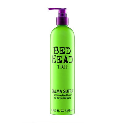 Bed Head by Tigi Calma Sutra Cleansing Conditioner for Curly Hair 375ml