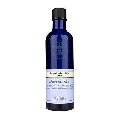 Neal's Yard Remedies Rehydrating Rose Tonique Hydratant Rose 200ml