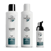 NIOXIN 3-part Coffret System Kit 2 for Natural Hair with Progressed Thinning