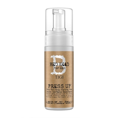 TIGI Bed Head for Men Press Up™ Mousse Coiffante Densifiante 100ml