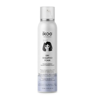 Ikoo Dry Shampoo Foam Volume & Refresh 150ml